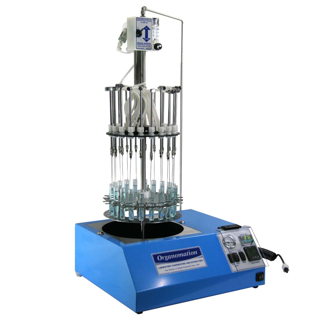 evapordor organomation